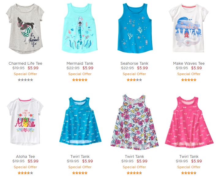 352a4f0febfd Gymboree also makes shopping and shipping easy  with a total purchase of   75