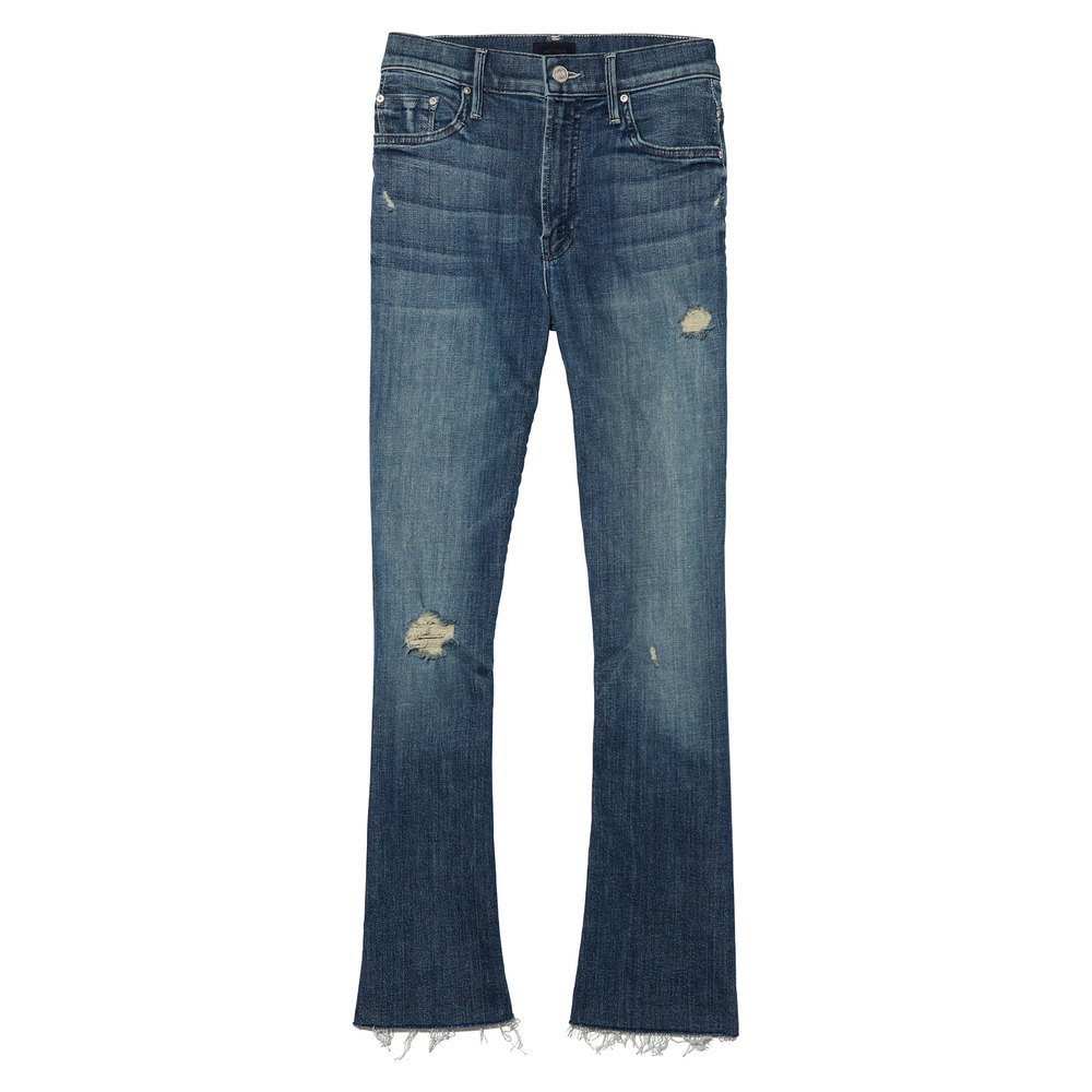 Mother denim spring trends